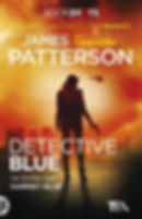 BLACK & BLUE by James Patterson and Candice Fox author