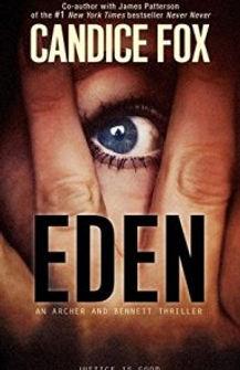 EDEN by Candice Fox author