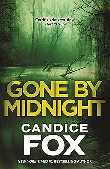 Gone by midnight by Candice Fox author