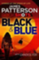 Black & Blue by James Patterson with Candice Fox author