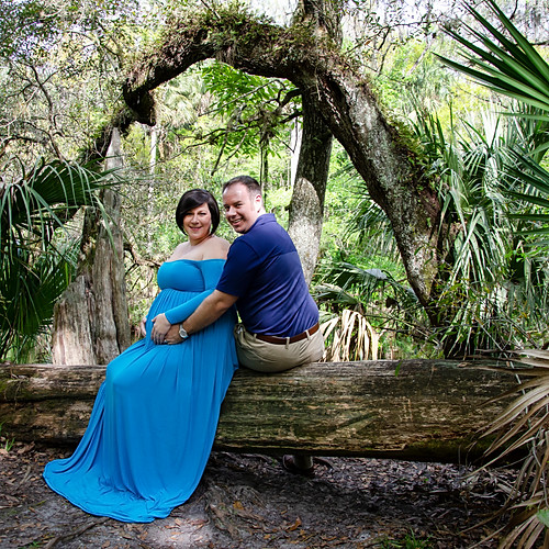 Hoover Maternity Session