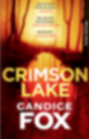 CRIMSON LAKE by Candice Fox author