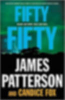 Fifty Fifty by James Patterson and Candice Fox authorFIFFIFUS.jpg