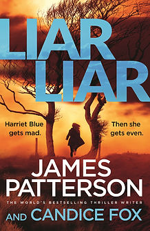 Liar Liar by James Patterson and Candice Fox author