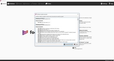 RSscan Footscan Software