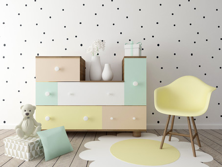 Choosing the right colours for your nursery and why it matters