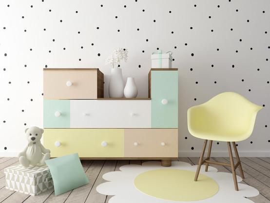 חמישה כללים לעיצוב חדרי תינוקות