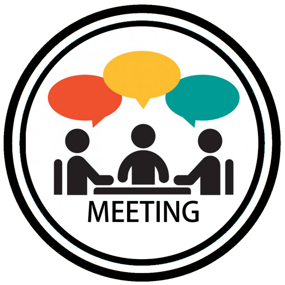 April meeting is on Saturday 14th