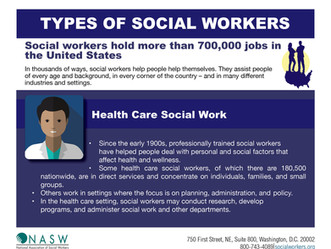 Social Workers: Generations Strong