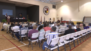 Lumbee community offers input for national veterans memorial