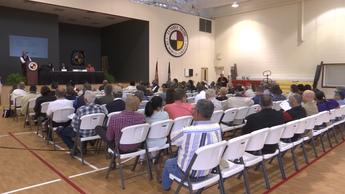 Lumbee community offers input for national veterans memorial