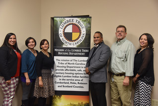 LUMBEE TRIBE RECEIVES $185,000 GRANT TO ASSIST AMERICAN INDIAN VETERANS