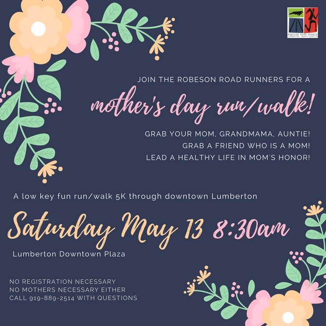 Mother's Day Walk/Run