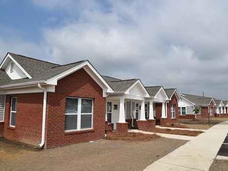 Elderly Housing Site opening soon