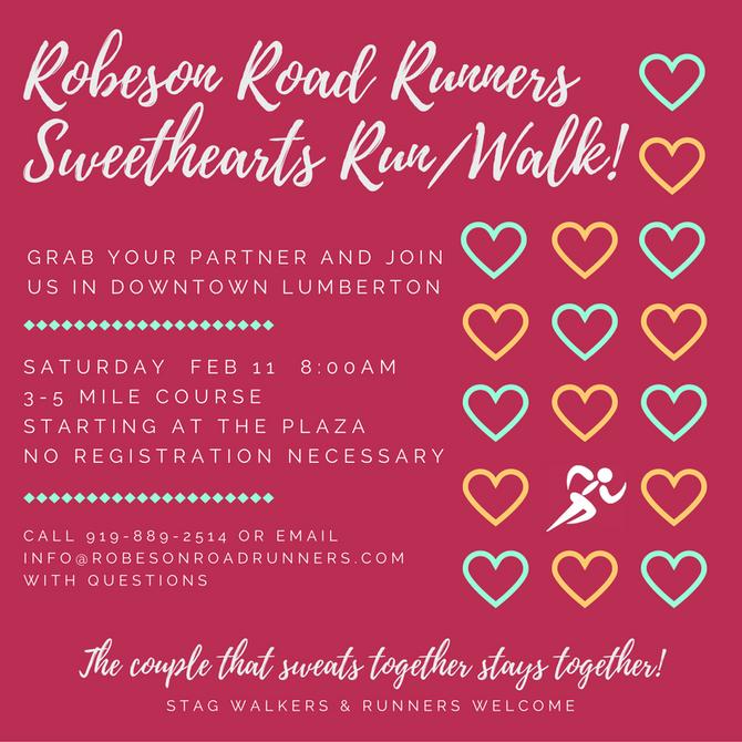 Sweethearts Run/Walk
