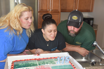 Lumbee Tribe completes 175thhome in 12-year housing program