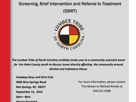 """""""Substance Abuse Meetings Scheduled for Sept. 15 and Sept. 17"""""""