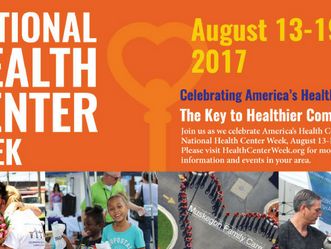 National Health Center Week 2017