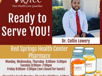 Red Springs Health Center Pharmacy