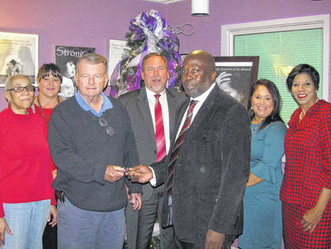 Southeastern Family Violence Center gets $117,000 donation