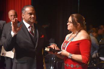 Chairman Godwin's Inauguration Speech Released