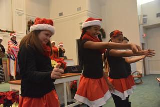 Annual Boys & Girls Club Christmas Showcase