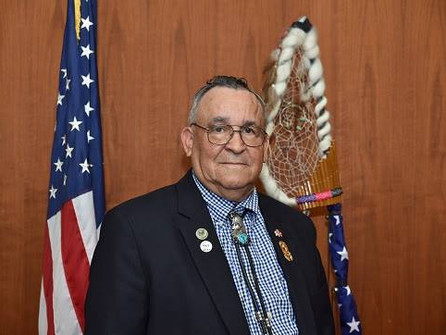 North Carolina Chairman for the Commission of Indian Affairs