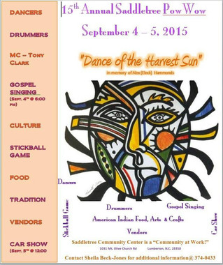 15th Annual Saddletree Pow Wow