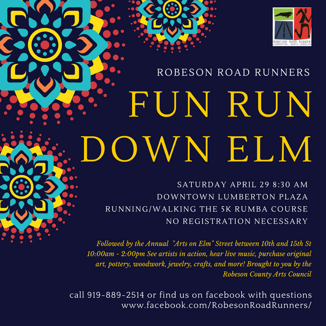 Fun Run Down Elm