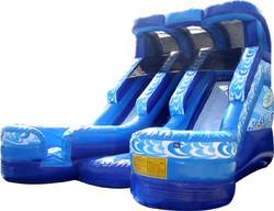Rentals:  Double Splash Slide