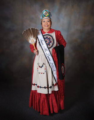 2016 Senior Ms. Lumbee Pageant