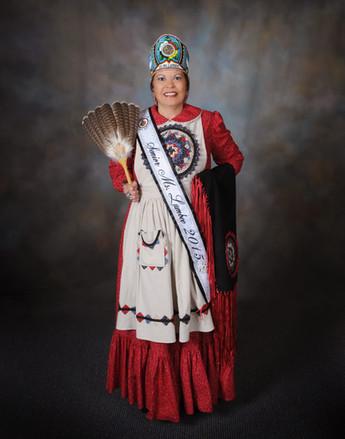 2016 Senior Ms. Lumbee Pageant