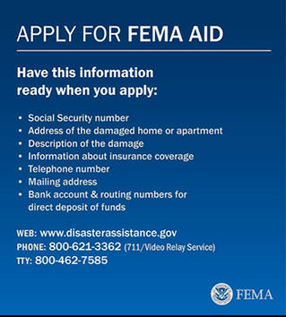 Disaster Assistance available at the Lumbee Tribe for ALL Local Citizens-