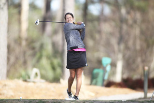 Laura Bird named to the Peach Belt Conference Women's Golf All-Conference squad