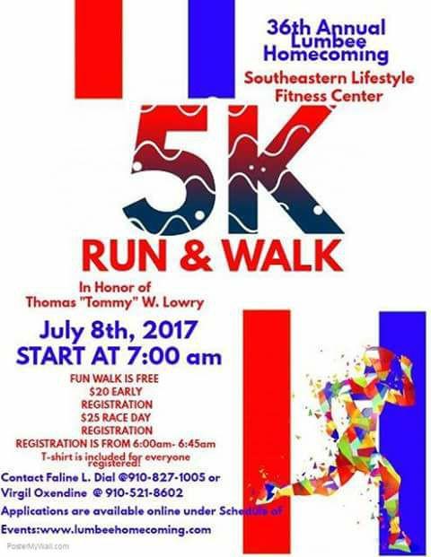5K RUN & WALK