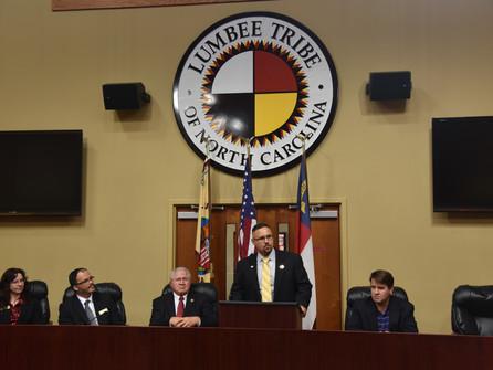 Lumbee Tribe awarded $2.4 million Education Grant