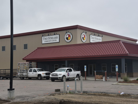 Two Streams Community Center to be Unveiled in November
