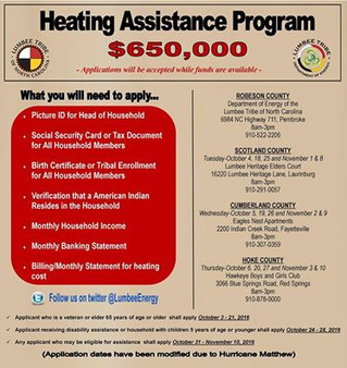 Heating Assistance Program