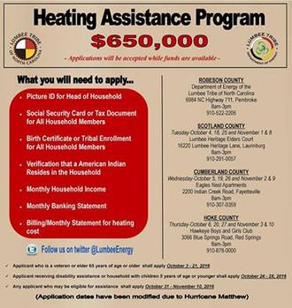Heating Assistance Program