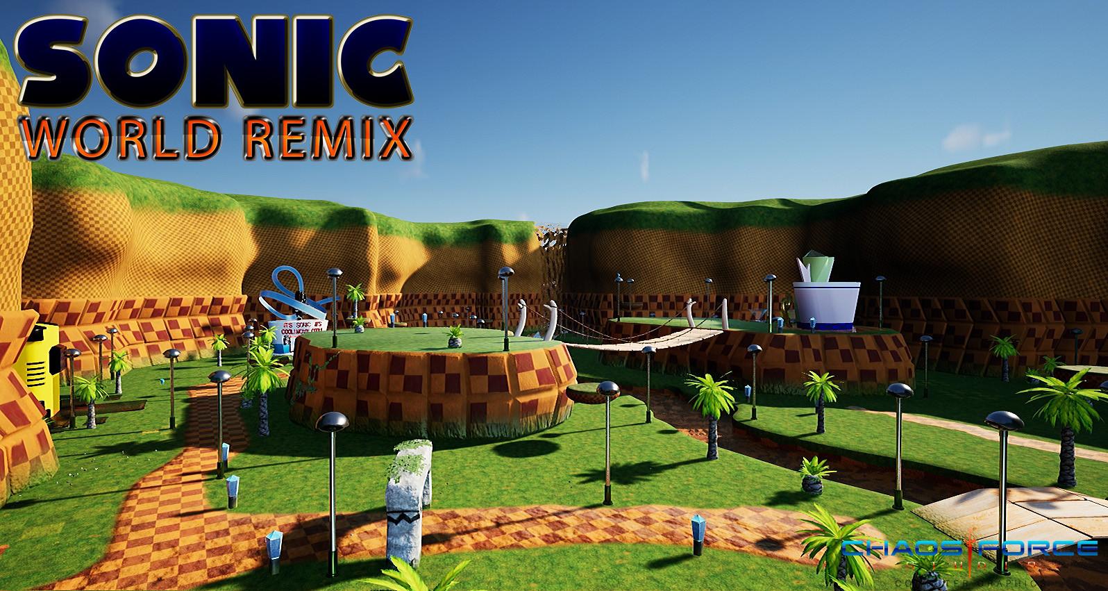 Sonic World Remix