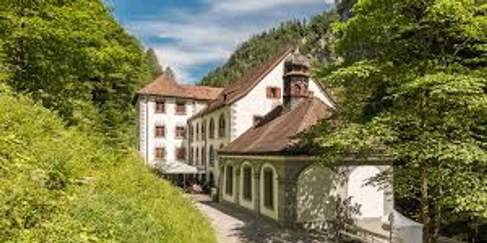Alten Bad Pfäfers (Bad Ragaz)