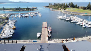 Bermagui Wharf, NSW