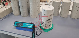 The Applicability of the Wenner Method for Resistivity Measurement of Concrete in Atmospheric Conditions