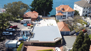 Remedial Technology leads the refurbishment project of a major harbour-side car park in Kirribilli