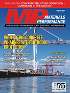 Protecting Concrete Wharves with Cathodic Protection