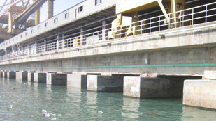 Remedial Technology Pioneers the First Major Wharf Repair and CP System in Mainland China.