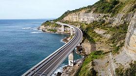 Application of Cathodic Prevention to Sea Cliff Bridge Lawrence Hargrave Drive