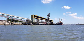 Cathodic Protection to the Port of Brisbane Structure