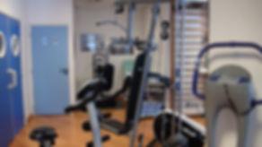 Leg Lengthening Clinic post surgical fitness room - Get Taller