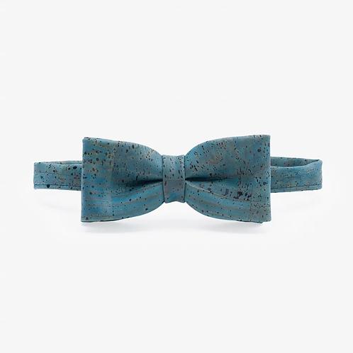 Noeud papillon bleu clair